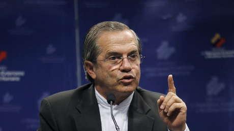 """Ricardo Patiño """"Lenín Moreno es un impostor profesional; todo lo que hace fue programado con la CIA"""""""