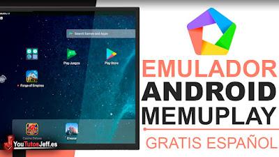 Descargar Memu Play Ultima Versión Gratis Español - Emulador Rápido Android