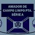 #Rodada10 – Série A de Campo Limpo: Vice-líderes se enfrentam neste domingo no Municipal