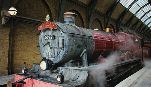 Hogwarts Express Universal Orlando Florida