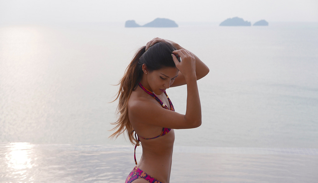 Euriental | fashion & luxury travel | ViX Paula Hermanny bikini at Conrad Koh Samui