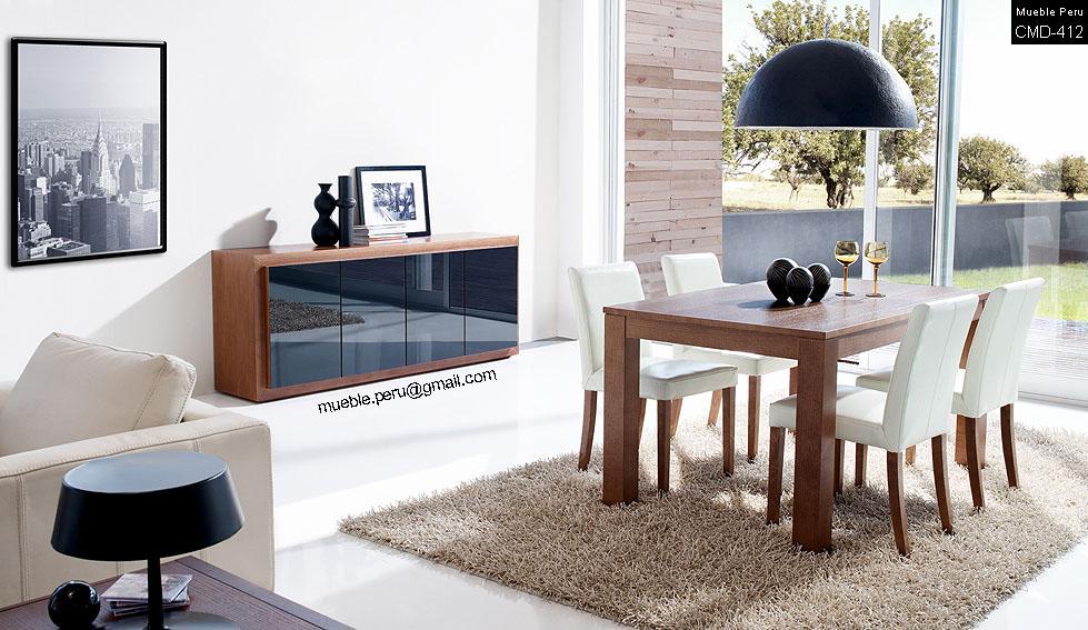 mesas de comedor diseño italiano