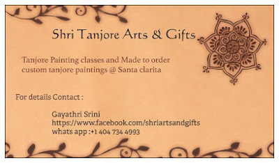 Tanjore painting orders, Online tanjore painting classes