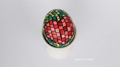 Pirhi: Mozaik z barvami za živila