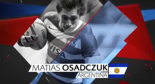 Novato del Año: Matías Osadczuk