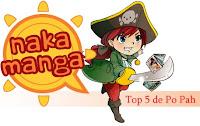 Allez lire le Top 5 2016 de Po Pah sur Nakamanga