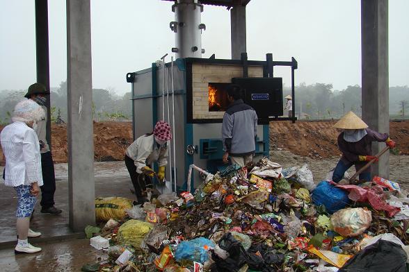 Tiêu chuẩn chất thải rắn công nghiệp