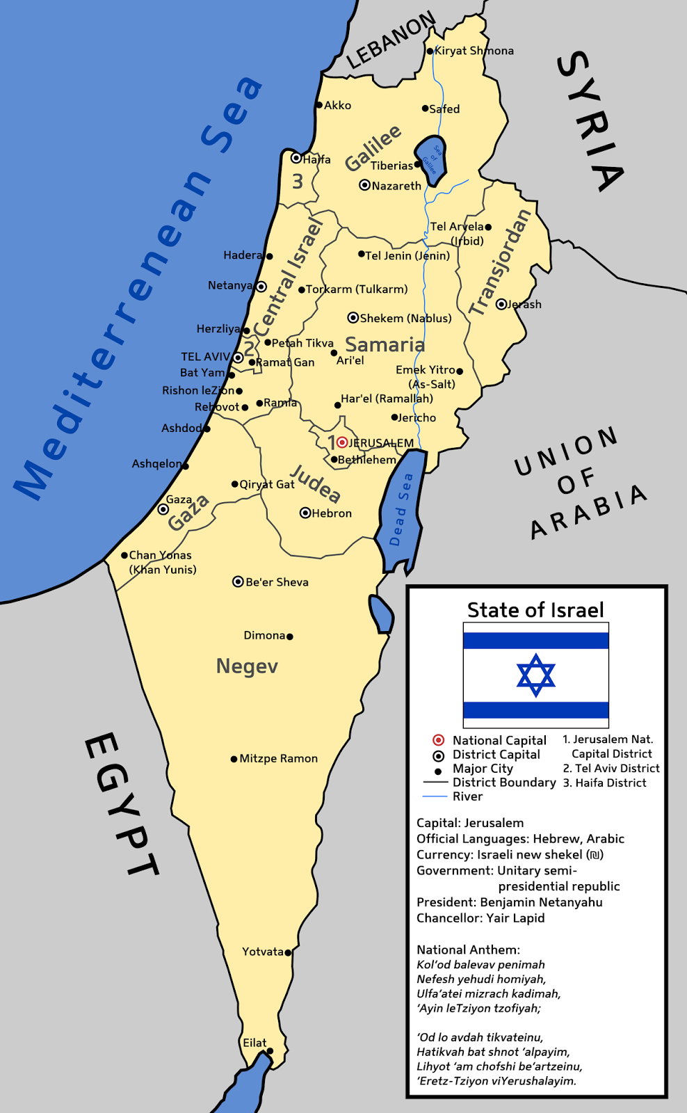 Map without israel map of an alternate israel by ieph d7gcj4z gumiabroncs Images
