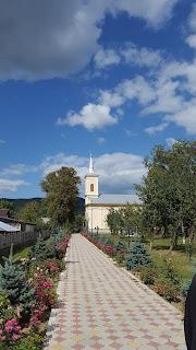 Parohia Ortodoxa Salva, Bistrita-Nasaud