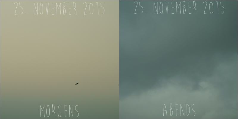 Blog + Fotografie by it's me! - Himmel am 25.11.2015