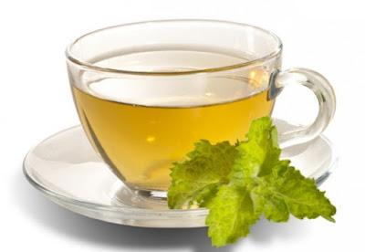 Chá verde e os benefícios