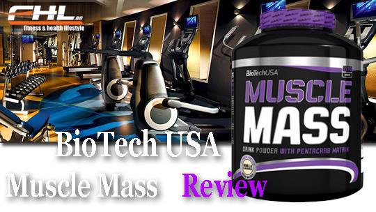 Muscle Mass мнения за протеин за качване на мускулна маса