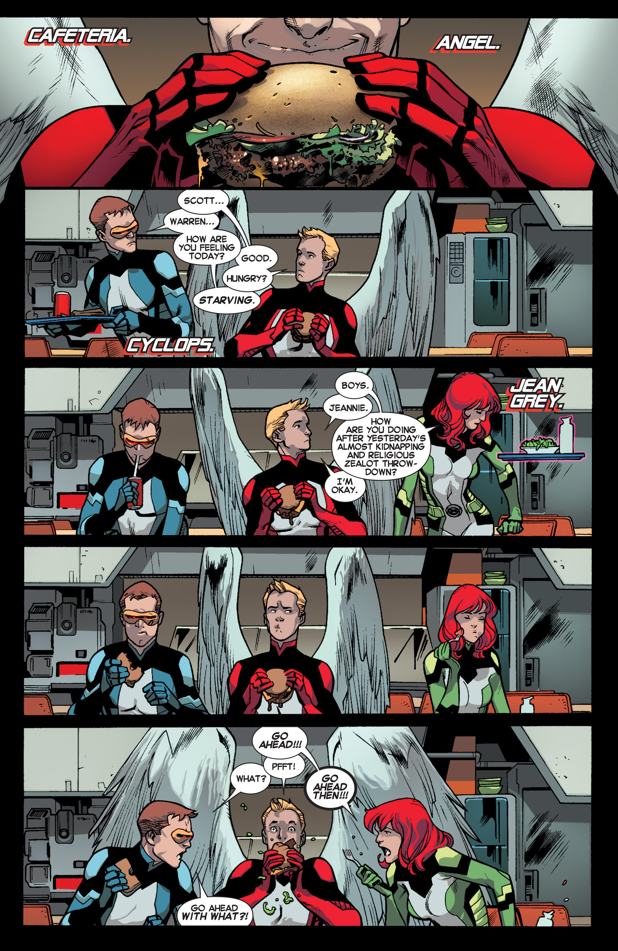 Read online All-New X-Men (2013) comic -  Issue #22 - 4
