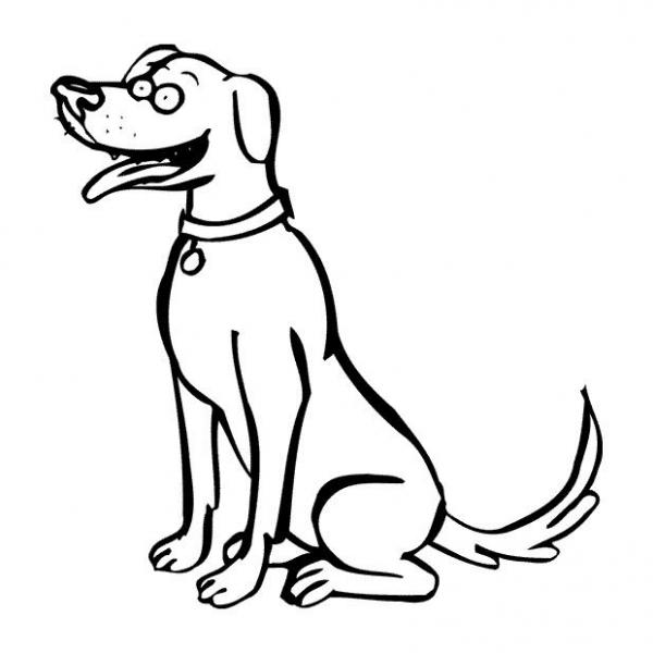 Famoso Voglia di gioco: Impariamo a disegnare il cane SV53