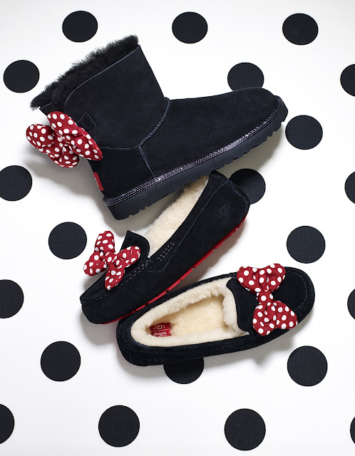 The UGG® brand is to launch its first Disney character, Minnie Mouse, collection inspired by Minnie's classic red and black flapper polka dot look on 24 ...