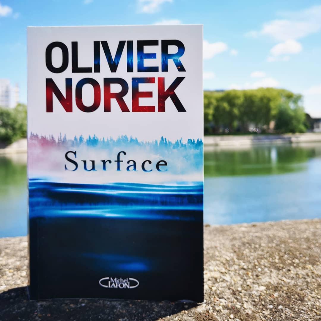 Surface d'Olivier Norek