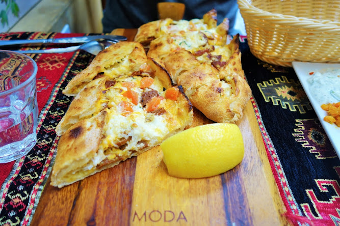Matee Turkish Grill Newtown Pide Sydney Food