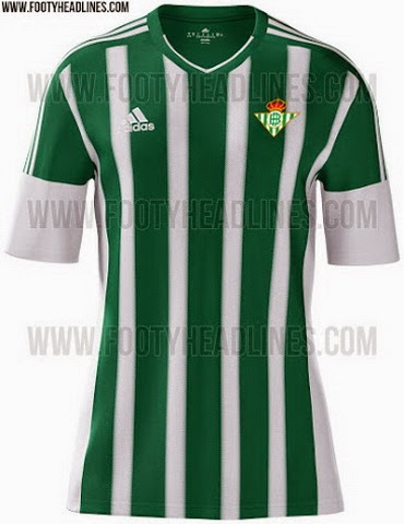 Subdividir Mes ¿Cómo  camisetasdefutbolcentro2020: Adidas Camiseta Betis 2015 2016