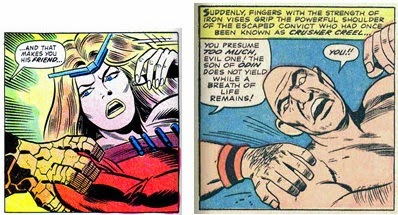 Journey Into Mystery 122 Thor Kirby Absorbing Man