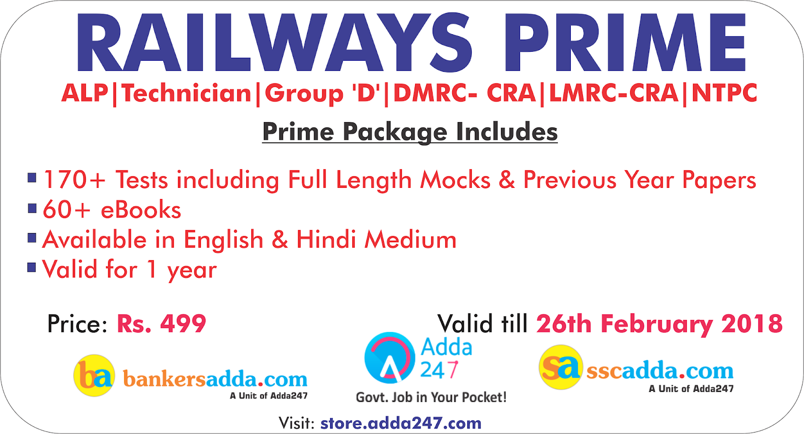 All india mock railway group d 2018 extended until today fandeluxe Gallery