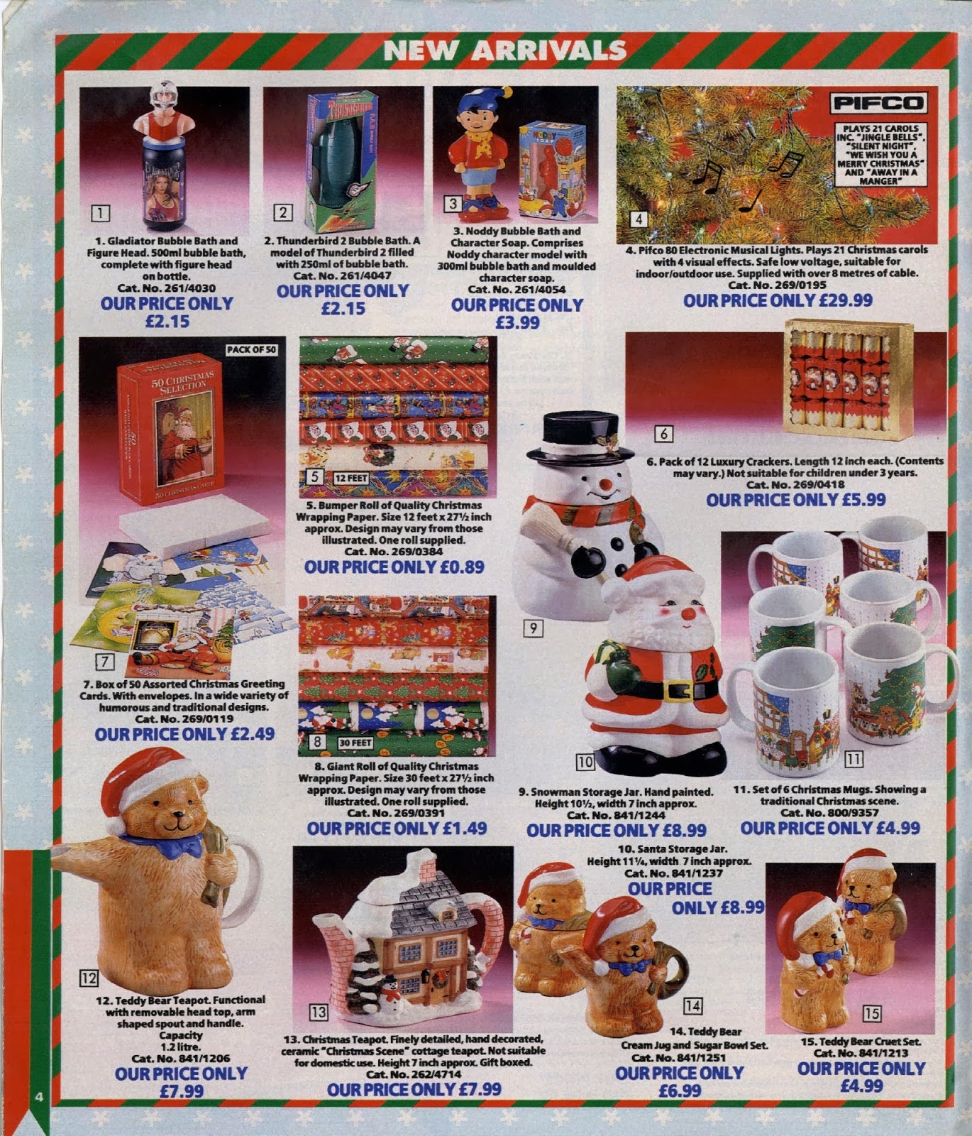 LOST ENTERTAINMENT: 2013 CHRISTMAS COUNTDOWN: THE 1993