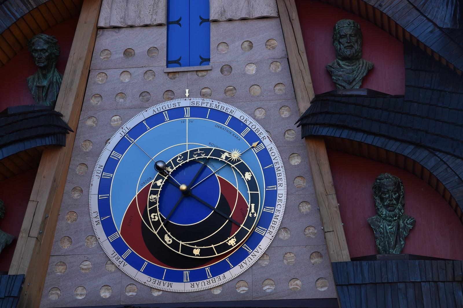 Orloj Stará Bystrica