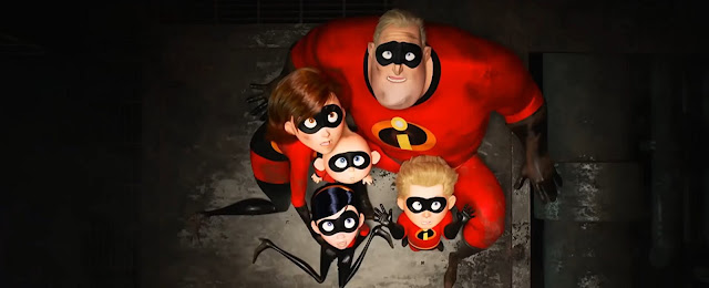 Incredibles 2 : Movie Review