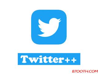 تحميل تويتر بلس للايفون برابط مباشر