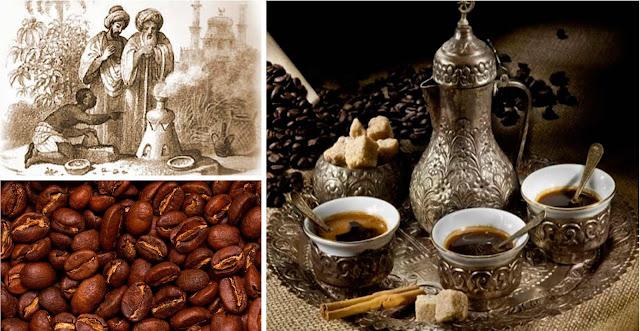 как приготовить турецкий кофе