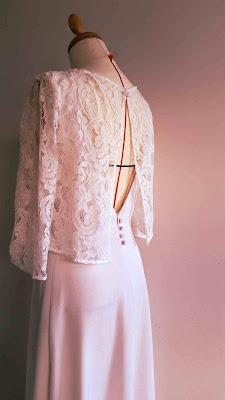 robes de mariée sur mesure par couturière à Versailles 78