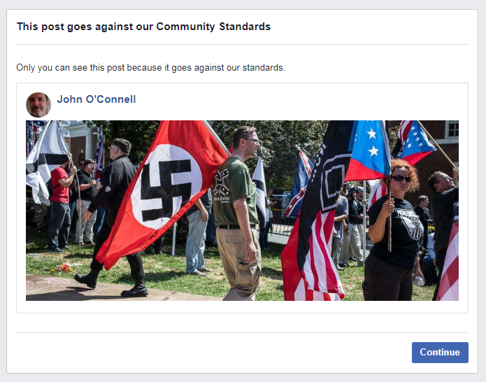Far Right Watch: Facebook Systems Are Failing At Banning