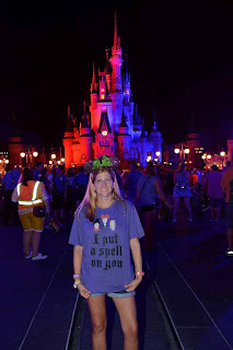 Tips for dressing up in costume for Mickey's Not So Scary Halloween Party at Walt Disney World