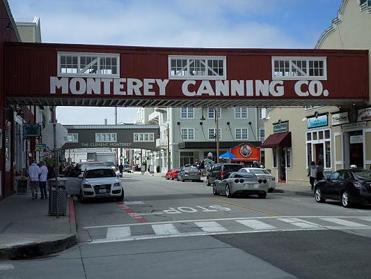 dicas de viagem roadtrip monterey california