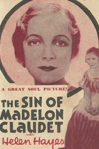 Watch The Sin of Madelon Claudet Online Free in HD