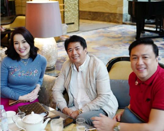"""LOOK: May bagong """"PARTNER"""" na nga ba si Kris Aquino? KRISSY  IS BACK!"""