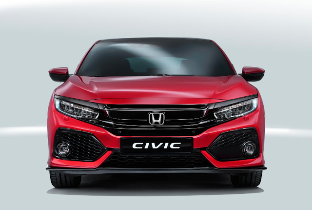 Honda Civic 2017 Tenth Generation Car