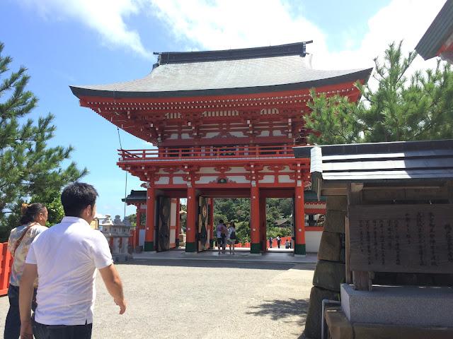 宮崎旅行「鵜戸神宮へ」~宮崎観光~