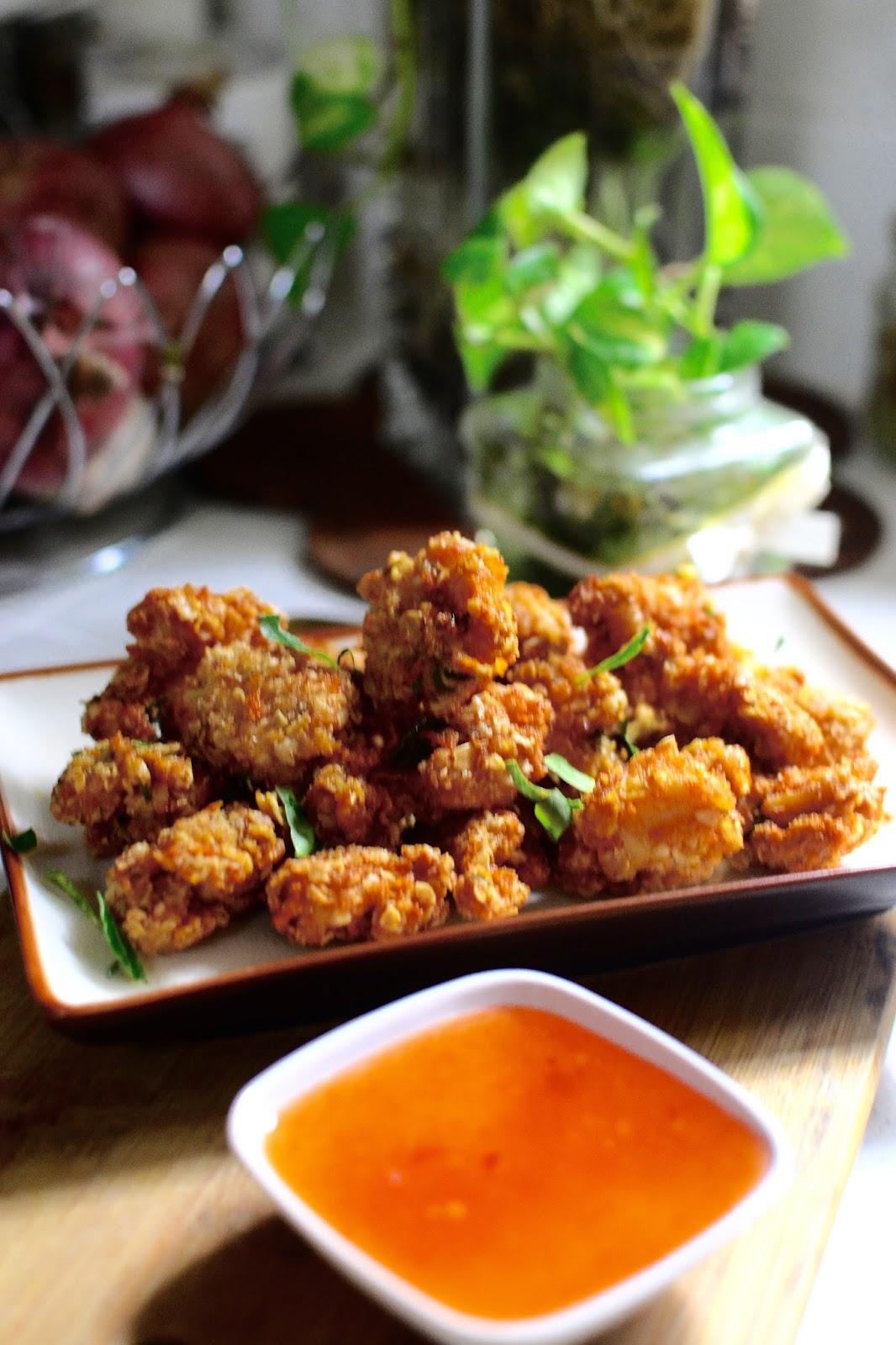 Resepi Mudah Nugget Ayam Cara Atkins Diet