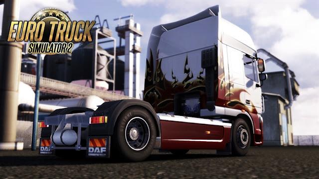 Euro Truck Simulator 2 Download Free Full Version PC Poster