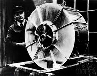 turbo jet Hans von Ohain