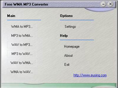 تحميل برنامج تحويل wma الى mp3 مجانا Free WMA MP3 Converter
