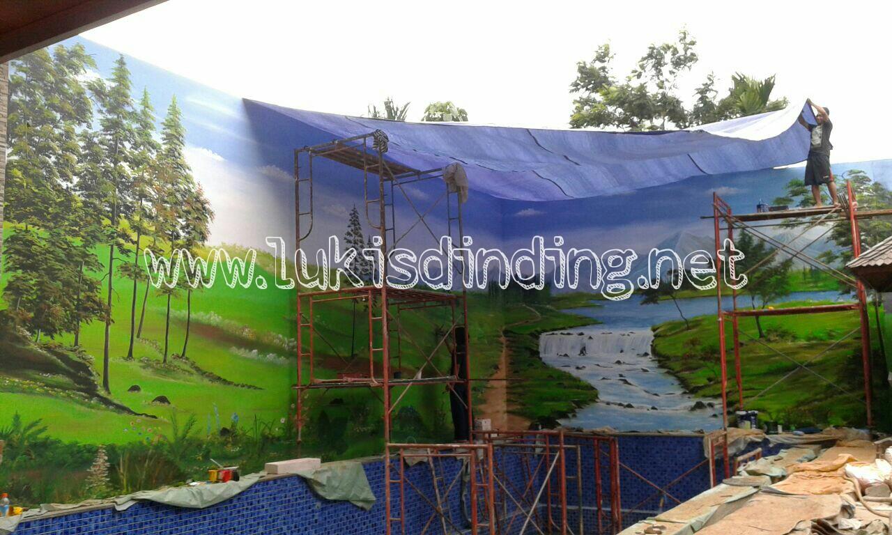 Lukis Dinding  Lukis Tembok  Lukisan Dinding  Lukis