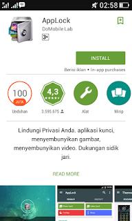 #1 Menyembunyikan File Rahasia Android