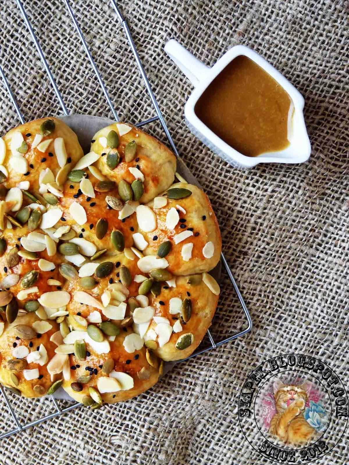 syapex kitchen: Roti Sarang Lebah