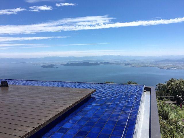 びわ湖テラスからの風景2