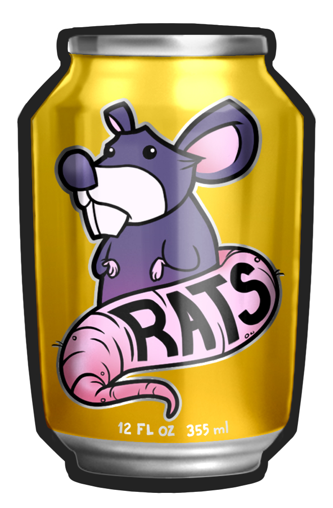 Can of Rats