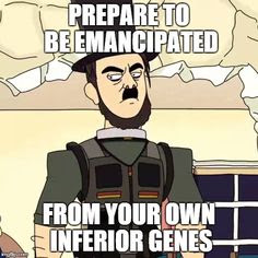 One of the best quotes from Abradolf Lincler in Rick and Morty