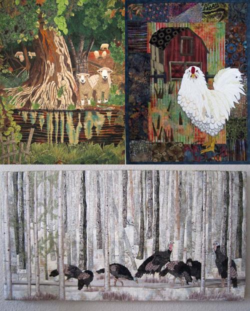 My Owl Barn Bsl Art Quilts