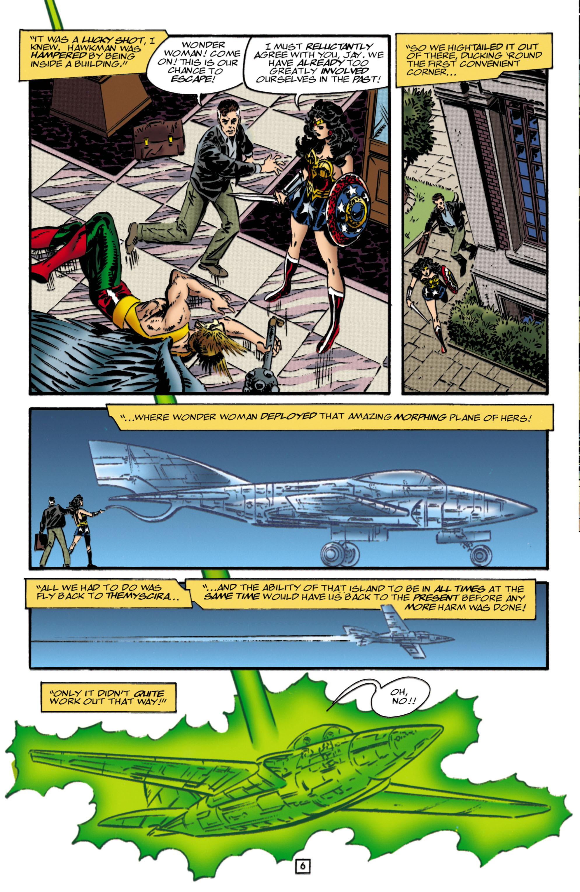 Read online Wonder Woman (1987) comic -  Issue #131 - 6