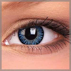 3 Tónusú Kék Kontaktlencse 59794946b3
